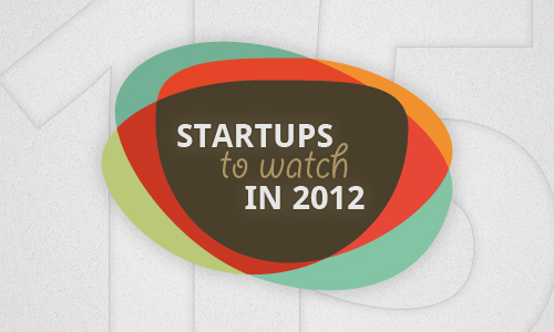 15 ideas to watch in 2012