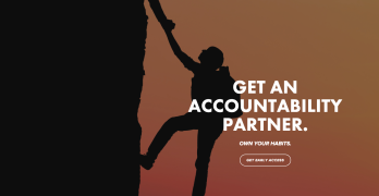 Partners In Grind – Accountability Partner Tool For Habit Building