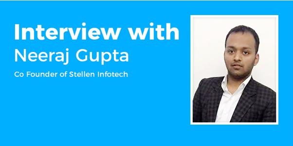 Interview with Neeraj Gupta1