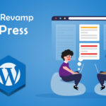 steps to revamp wordpress website