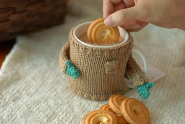 Mug Sweater Camel