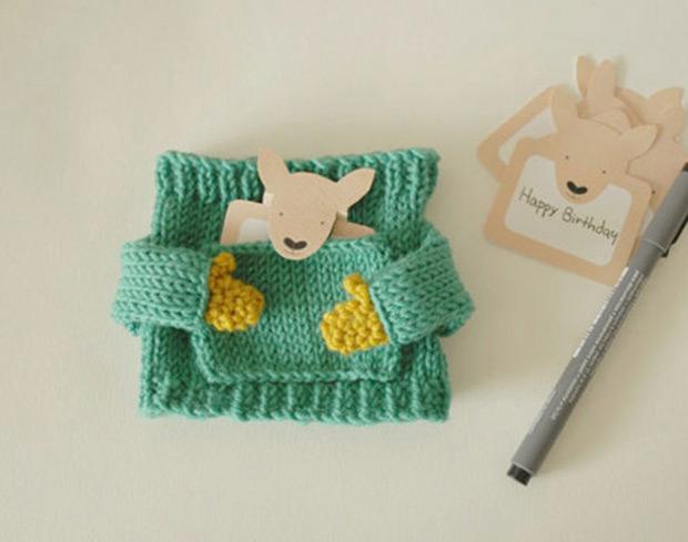 Mug Sweater Kangaroo