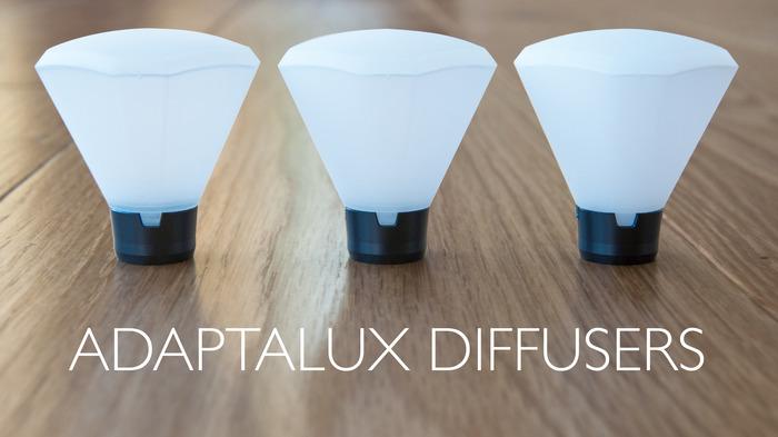 adaptalux diffusers