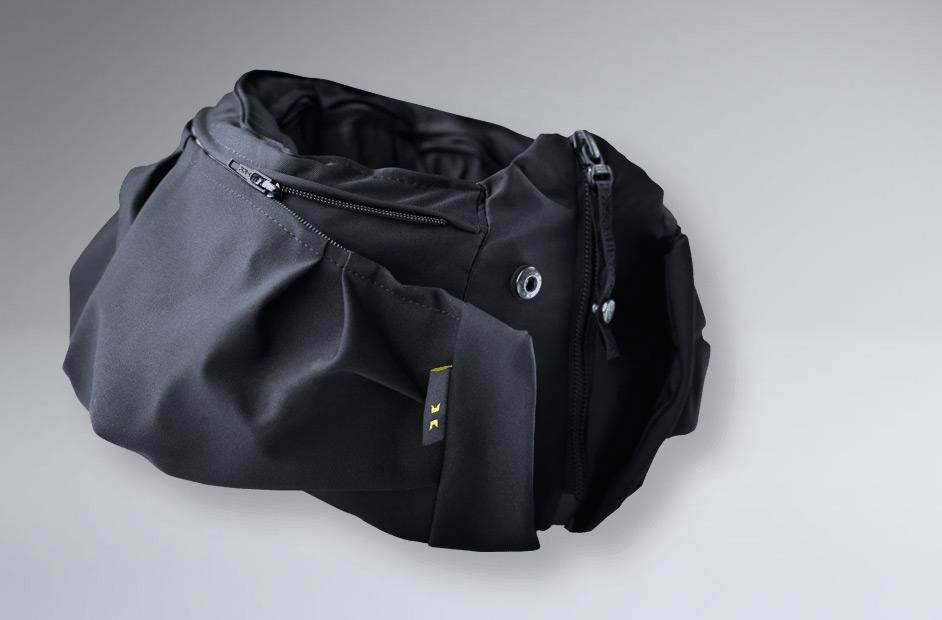 airbag helmet