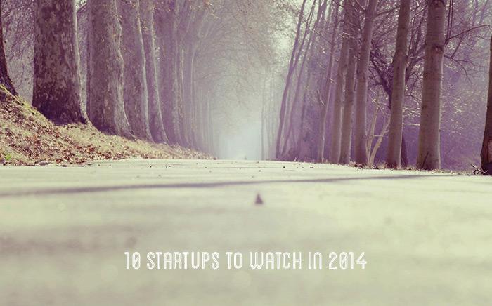 best 10 startups 2013