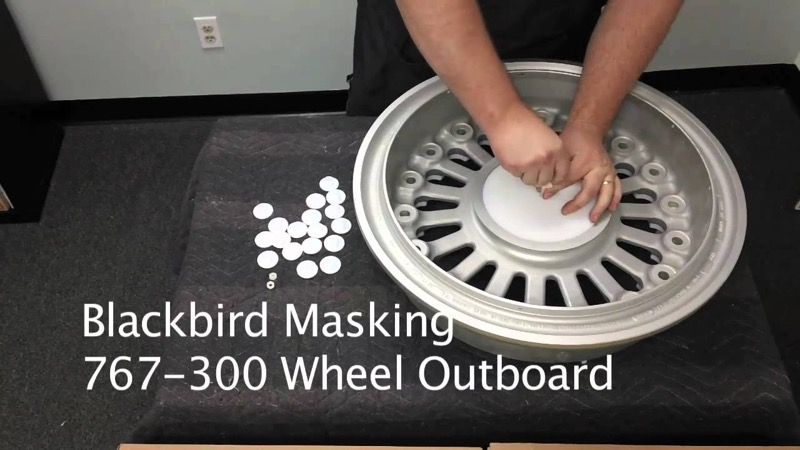 blackbird wheel maskings