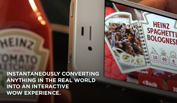 Blippar - instantaneously converting anything in the real world into an interactive wow experience.