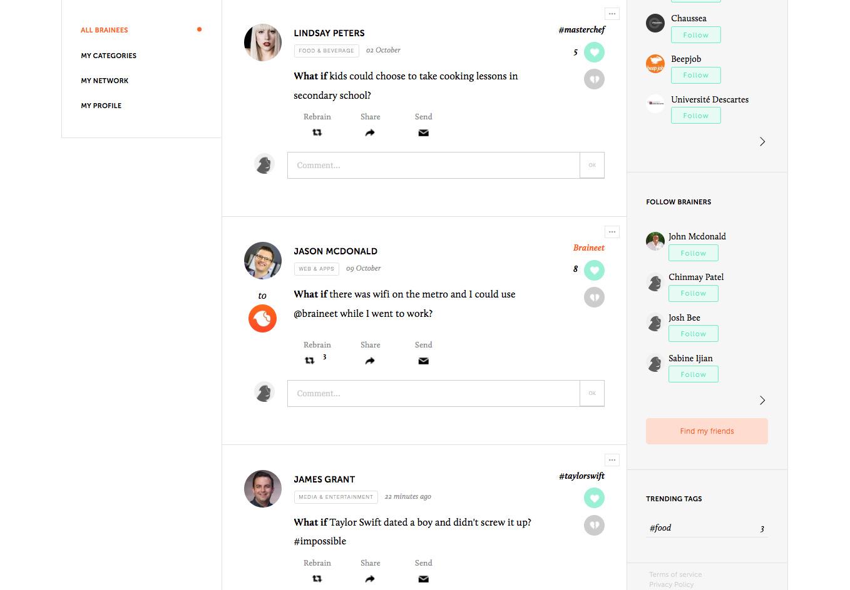 braineet-interface
