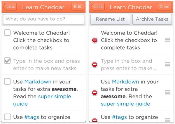 cheddar screenshot