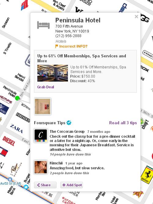 city maps feed