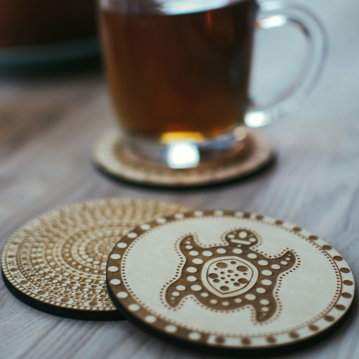 magnetic coasters