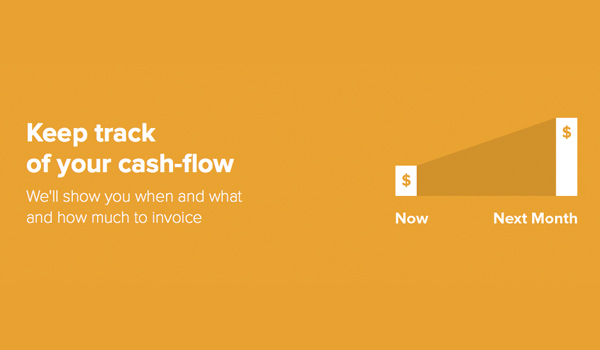 costlocker cashflow track