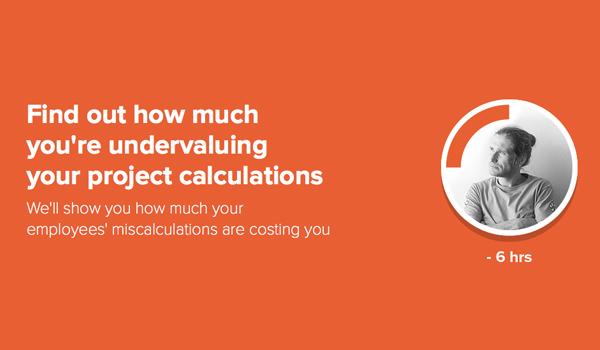 costlocker project calculations
