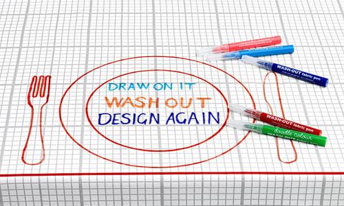 doodle cloth