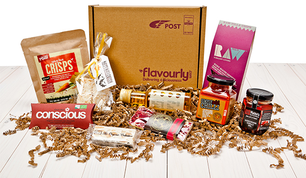 Flavourly monthly UK gourmet food subscription