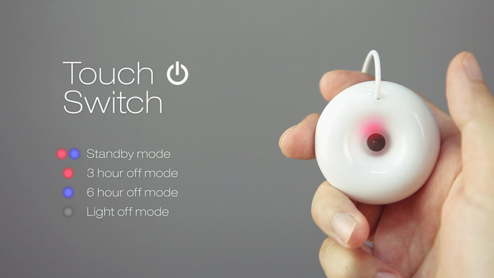 fogring touch switch