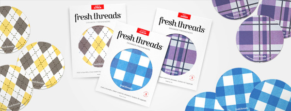 fresh threads packaging