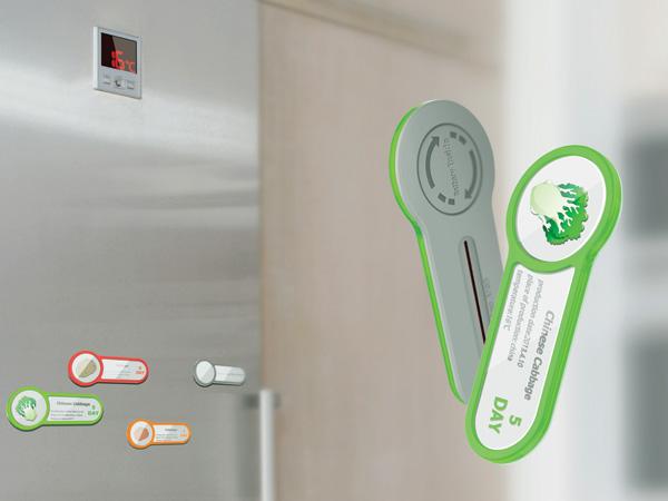 fridge magnet - red dot 2013 design winner