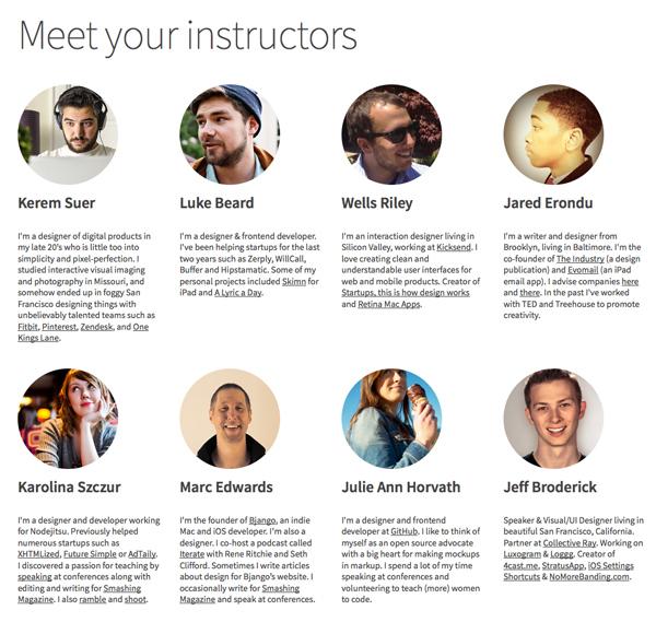 hack design curators