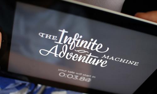 infinite adventure machine