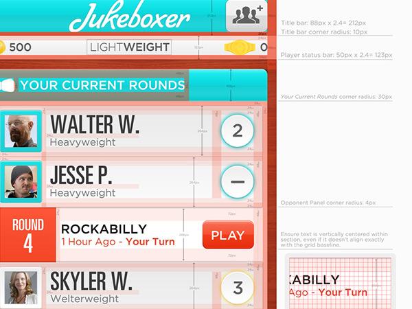 jukeboxer style