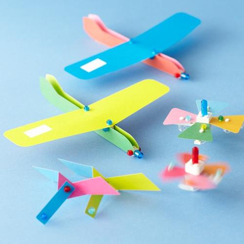 lego paper plane