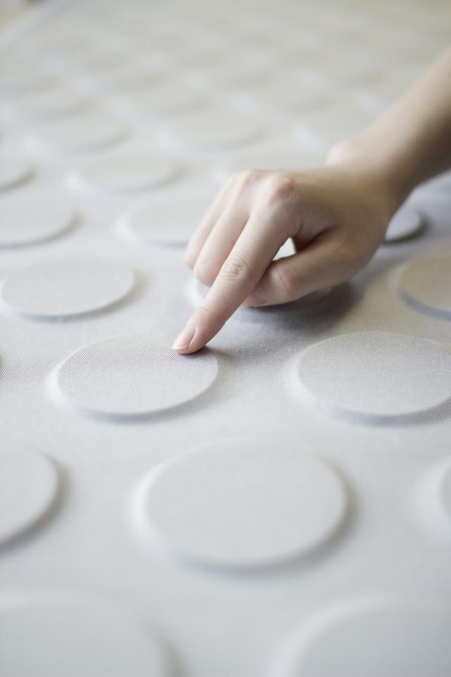 surface matters button