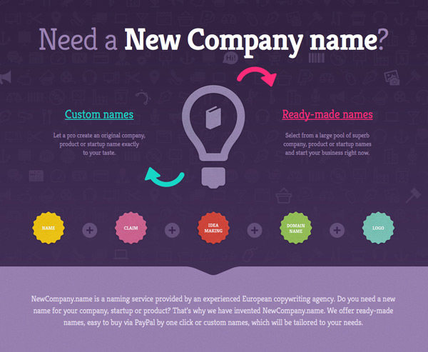 new company name