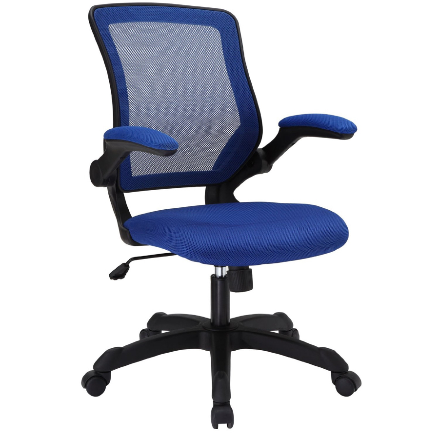7 colorful office chair options new startups for Colorful office furniture