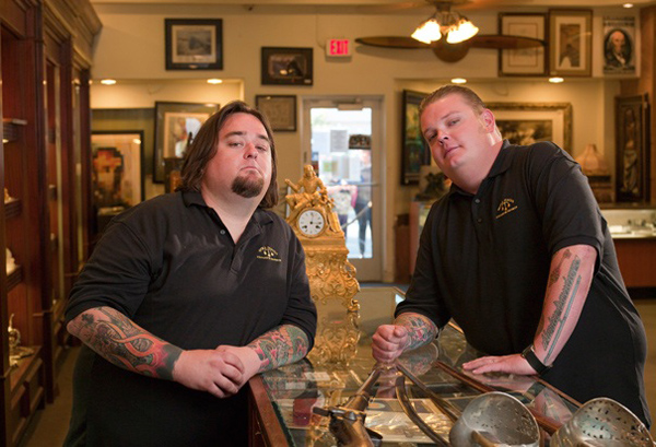 pawnstars open the door for Pawngo to be successful online pawnshop