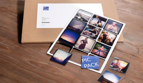 picpack magnets for instagram photos
