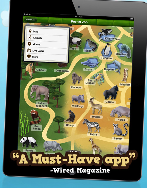 Pocket Zoo Screenshot