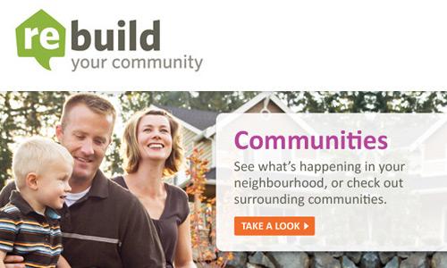rebuild your community