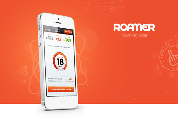 roamer app reduces roaming charges