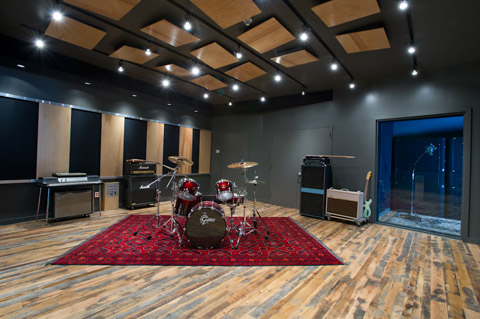 rubber tracks studio