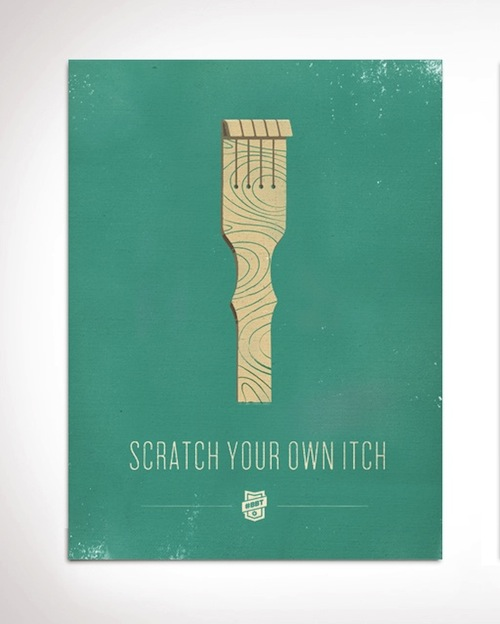 scartch your own itch