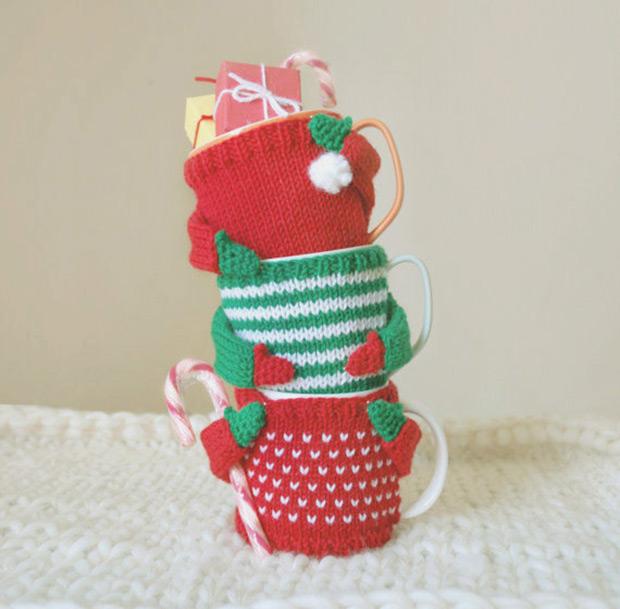 sweater mug christmas