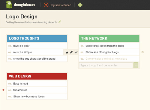 Thoughtboxes