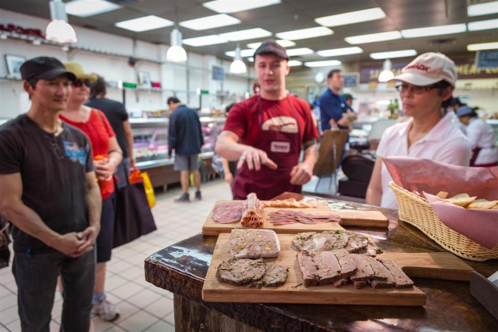 toronto food tour savour