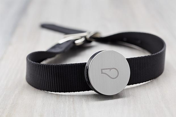 whistle collar