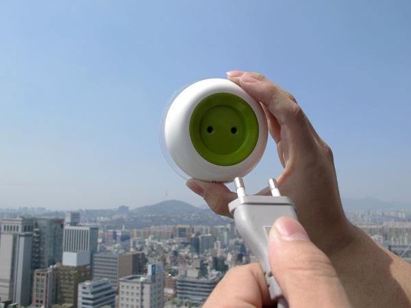 window socket by Kyuho Song