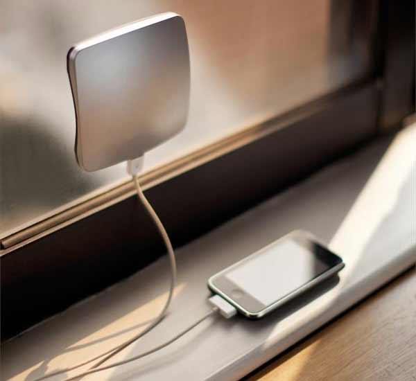 xd design window solar charger